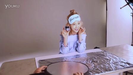 160930 泰妍 banila co.  拍摄花絮视频