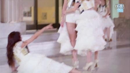 SNH48《公主披风》拍摄花絮(白色版)