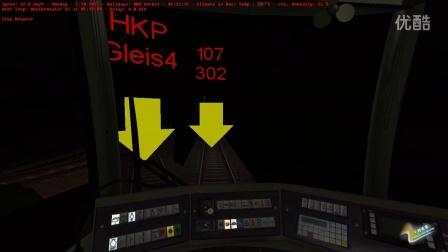 『干部来袭』OMSI2 再玩NF6D 装作老司机强行晚点
