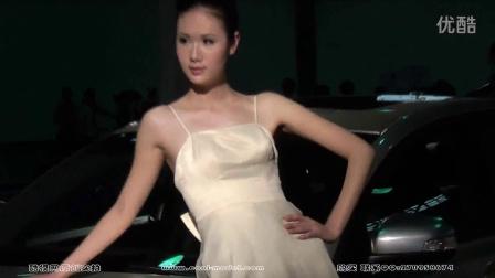 车展视频-2010南昌车展狂野车模+钢管舞01