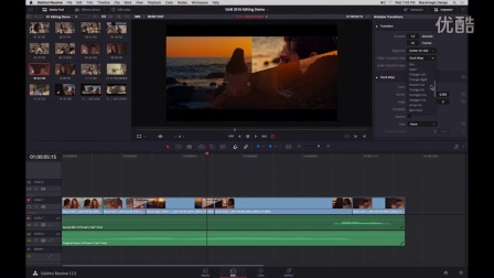 Paul Saccone- DaVinci Resolve 12.5