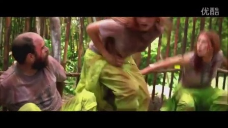 美女拉肚子The Green Inferno