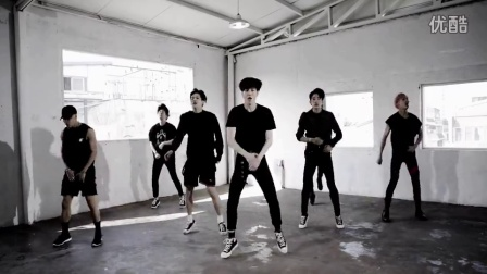 [JYPnation]GOT7 Hard carryDance Practice Video_高清