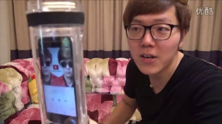 Hikakin TV (中文字幕)牛奶淹沒iPhone手機(720p)