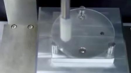 镜片弧度测试