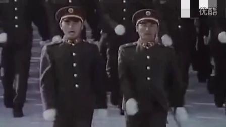 珍貴視頻!84年國慶35週年大閱兵 (1)