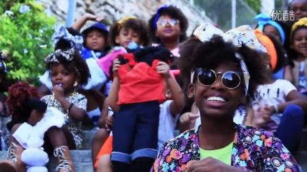 说唱 MC soffia黑人女孩
