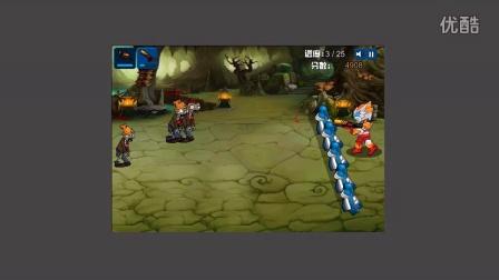 【有趣的小游戏合集】铠甲勇士激斗射击EP1 铠甲勇士打僵尸 解锁散弹枪