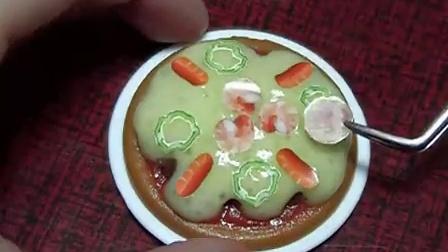 【Amy时尚世界】日本食玩-不可食 披萨套餐@( ̄- ̄)@