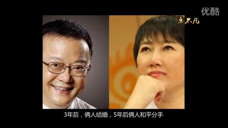 68岁王刚与小20岁妻子近照视频,三段婚姻,儿子与孙子同龄!卓不凡64期