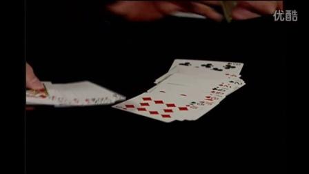 【扑克牌魔术教学】单数和双数