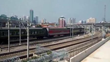 火车视频集锦——宁局视频50