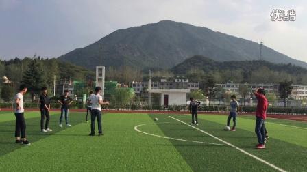 铁冲实验学校日常训练片段