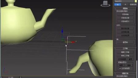 010 3Dsmax基础教程—镜像与阵列复制
