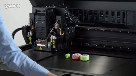 国外3D打印食物寿司