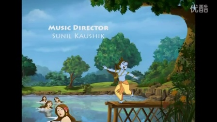 Krishna the cartoon network title song