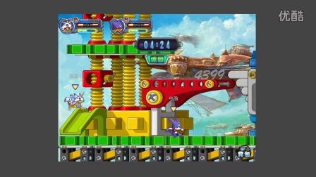 【有趣的小游戏合集】超数码宝贝 试玩加鲁鲁兽