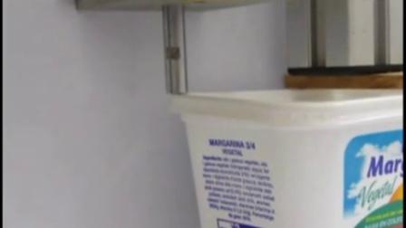 奶油盒盖子测试