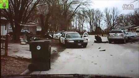 【细细的蓝线】美国警察开枪实录(第二十一集)