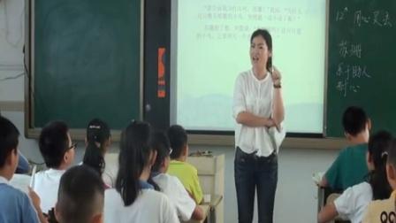 六年级语文用心灵去倾听教学课例-红桂小学