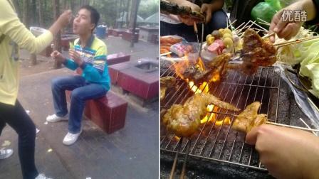 十月 19, 2012 西语1202班 南郊公园烧烤