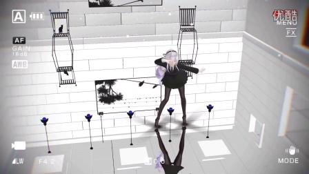 【MMD】弱音换装系列之龙女!!女仆!办公!绅士!
