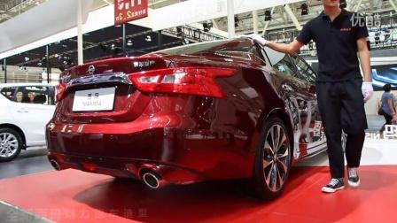 动感的魅力跑车造型!2016款全新东风日产-西玛