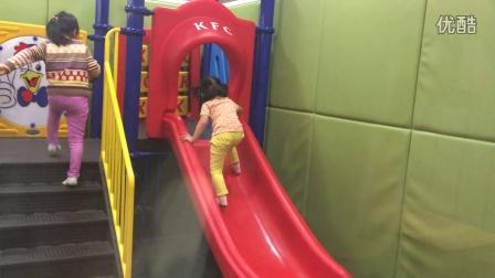 小萝莉之KFC之游乐园🎠