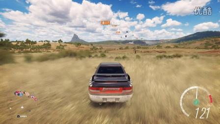《极限竞速:地平线3》解锁 兰博基尼 盖拉多 LP570-4 Superleggera