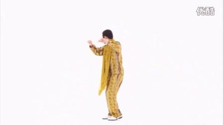 【PPAP】欣赏大叔美腻的舞蹈,ppap加速正倒放版。。