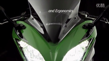 2017 new Kawasaki Ninja 650 promo video