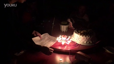 烛光·蛋糕