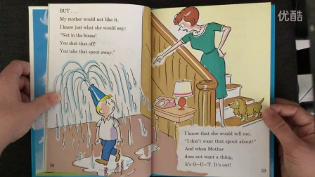 Story time with Foof I Wish that I Had Duck Feet Dr Seuss