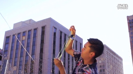 Yoyo Legend Evan Nagao in Detroit ft. Emoji by Pe
