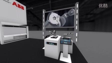 ABB RobotStudio VR YuMi