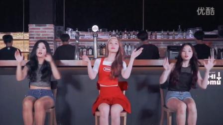 【乐影-韩语】美少女三人组BU - 新单曲Hut Da Ri (MV大首播)