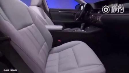 雷克萨斯汽车:真的是优雅实力两不误