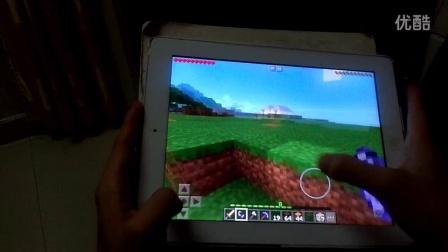 [VIVO手机视频] 2016年10月10日 星期一 - Minecraft PE 我的世界 存档_牧场物语 雪屋版 砍木头与烧树苗与打怪物 猎杀行动