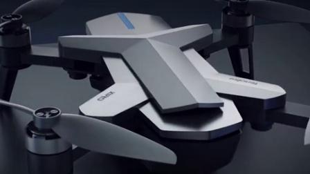 腾讯首款无人机空影YING国内首发