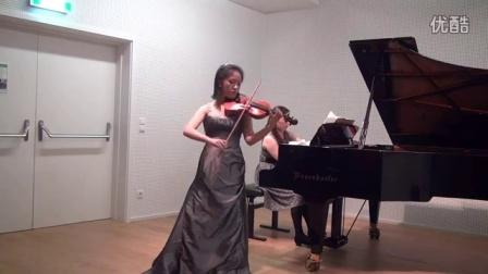 哈恰图良小提琴协奏曲第二乐章 —— 小提琴:吕虹霏