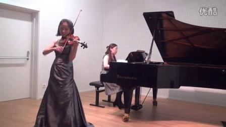 萨拉萨蒂浮士德主题幻想曲 —— 小提琴:吕虹霏