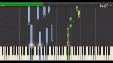 BTS Interlude Wings钢琴教程 钢琴谱