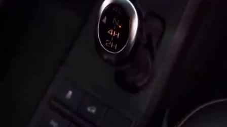 原创试驾bj40l2.3t自动四驱顶配汽车试驾爱卡汽车