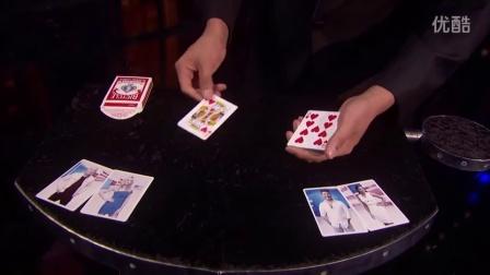 마술사 유호진, NBC '아메리카 갓탤런트 11` 출연...마술로 기립박수