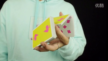 Cardistry for Beginners - Charlier Triangle Tutorial by Jaspas Deck