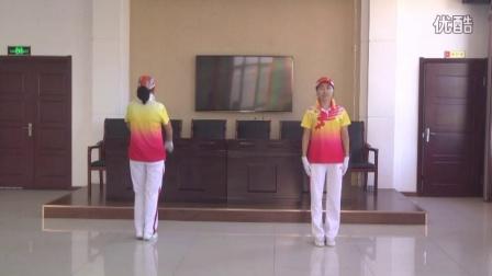 齐齐哈尔市第五套健身操教学版