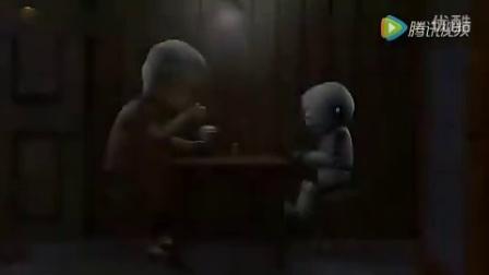没有一句台词,却看哭亿万人的动画短片!