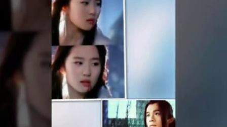 刘亦菲,乔振宇,古风图片3