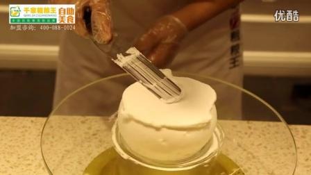 【DIY蛋糕教学】可爱卡通蛋糕教程-教你做机器猫