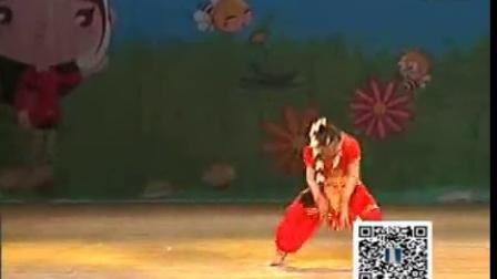 幼儿舞蹈-群舞-独舞:2《印度姑娘》  段惠、刘敬  独舞-来自公众号:幼师秘籍